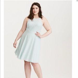 Torrid Mint Dress